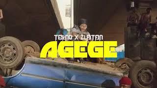 Смотреть клип Tekno Ft. Zlatan Ibile - Agogo