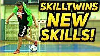SkillTwins Showing New SKILLS! ★ (SkillTwins Documentary - Episode #4)