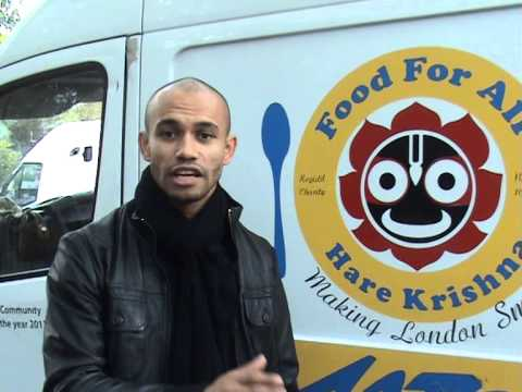 Danny Webber Supports Food For All