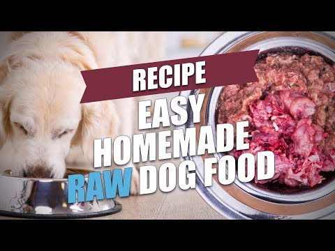 easy-homemade-raw-dog-food-recipe-(fast-and-healthy)