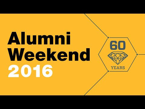 Harvey Mudd College Alumni Weekend 2016
