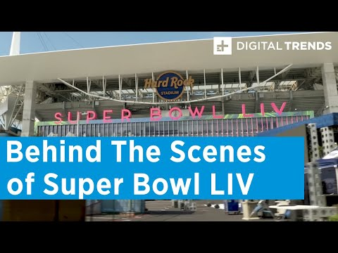 Fox's Sports NFL Game-Day Super Bowl Production | An Inside Look