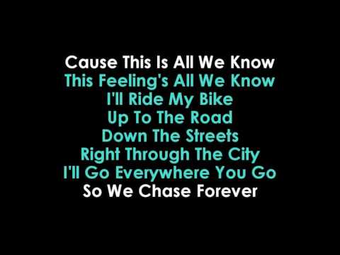 All We Know Karaoke The Chainsmokers feat. Phoebe Ryan  | GOLDEN KARAOKE