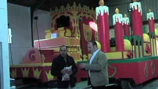 Todo listo para la Cabalgata de Reyes 2015