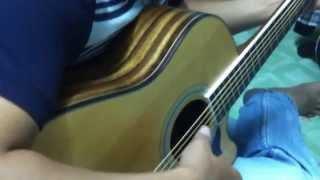 Test Đàn Guitar Điệp A26