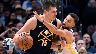 Jalen Rose revisits early Nuggets vs. Warriors predictions | Jalen & Jacoby