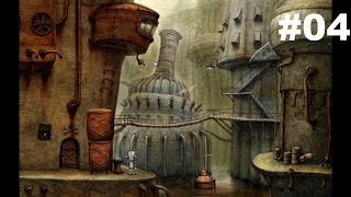Let's Play Machinarium #04: The World Opens Up