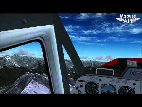 [FSX] Fly with me #017: Alberta