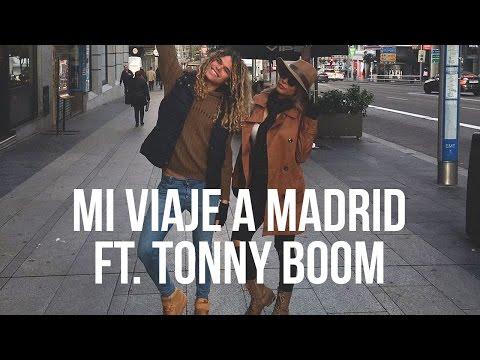 The Reality Djane Nany – Mi viaje a Madrid ft. Tonny Boom