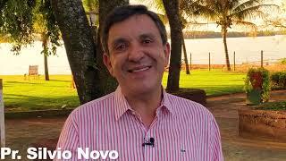Salmo 32 - Pr. Silvio Novo (11/08/20)