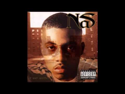 Nas - The Message (Official Instrumental)