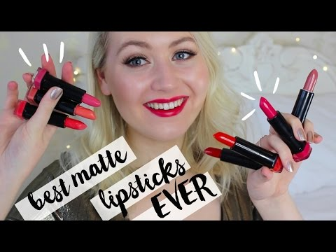 Testing NEW Max Factor Lipsticks & Entire Collection GIVEAWAY   Meg Says