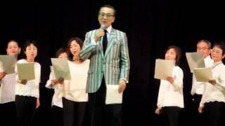 "Takarada-san returns to Nakatsugawa to perform the theme song to ""T..."