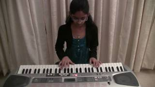 "Nithii is playing ""Kangal Irandal - Supramaniyapuram Movie"" tamil song"