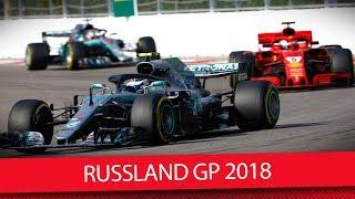Top-Themen nach dem Russland GP - Formel 1 2018 (Rennen)