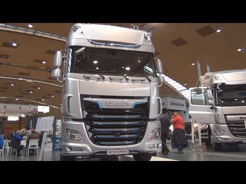 DAF XF 530 FT Super Space Cab Tractor Truck (2020) Exterior and Interior