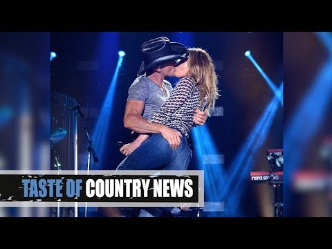 Tim Mcgraw Fractures His Foot Behaving Like A 20 Something