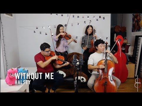 WITHOUT ME   Halsey    JHMJams Cover No.283