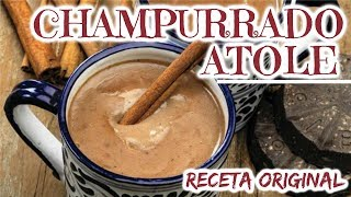 ♨️  COMO HACER CHAMPURRADO PARA FIESTAS!!! O VENDER!!! | RECETA COMO HACER ATOLE CHAMPURRADO MEXICO