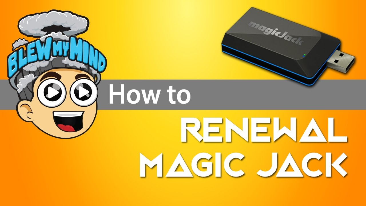 hight resolution of magic jack renewal process very important information