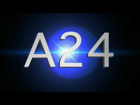 A24 Logo Concept (X Factor Style)