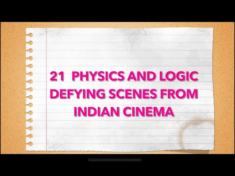 21 Physics and Logic  Defying Scenes From Indian Cinema