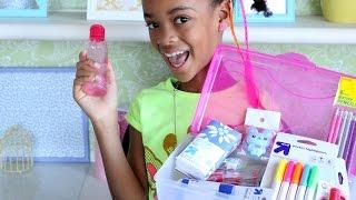 (closed) Back To School - Diy Peach Tea Antibacterial Hand Gel And Giveaway!!