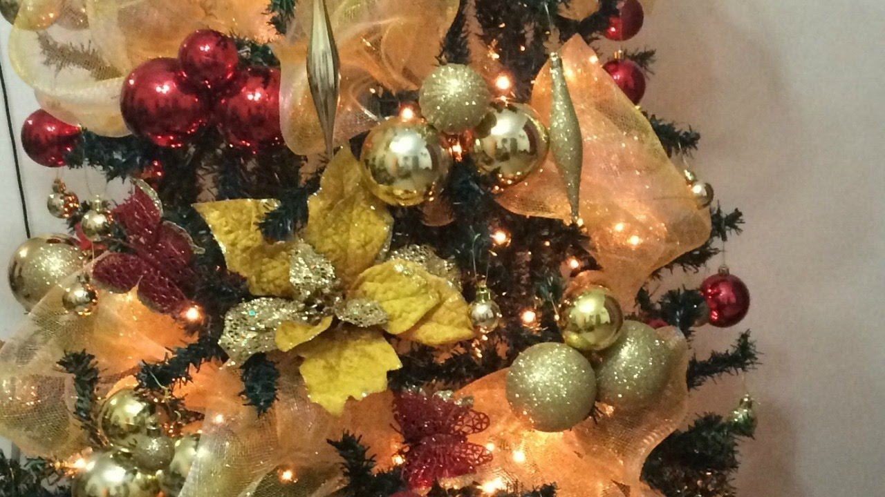 Como decorar el rbol de navidad ideas para decorar el rbol de navidad youtube - Como decorar mi arbol de navidad ...
