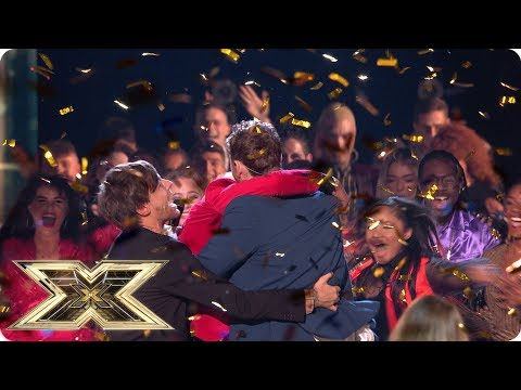 Dalton Harris wins the X Factor! | Final | The X Factor UK 2018 Mp3