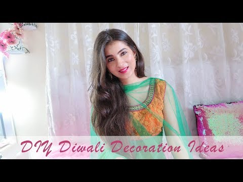 DIY Diwali Decoration Ideas   Quick & Easy Decoration Ideas   DIY Home Decoration
