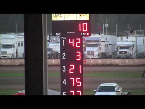 Davenport Speedway 041715 Retro Replay Movie