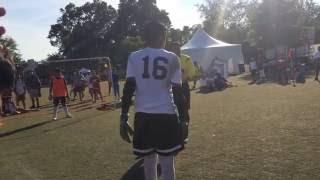2003 2016 Copa Univision Penalty Shootouts