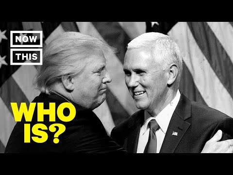 Who is Mike Pence? – Vice President of the United States | NowThis