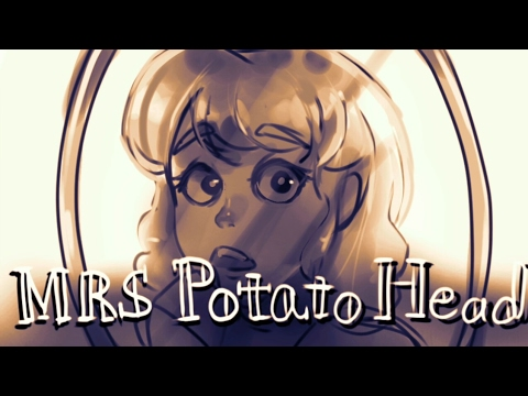Mrs. Potato Head - Melanie Martinez (OC Animatic)