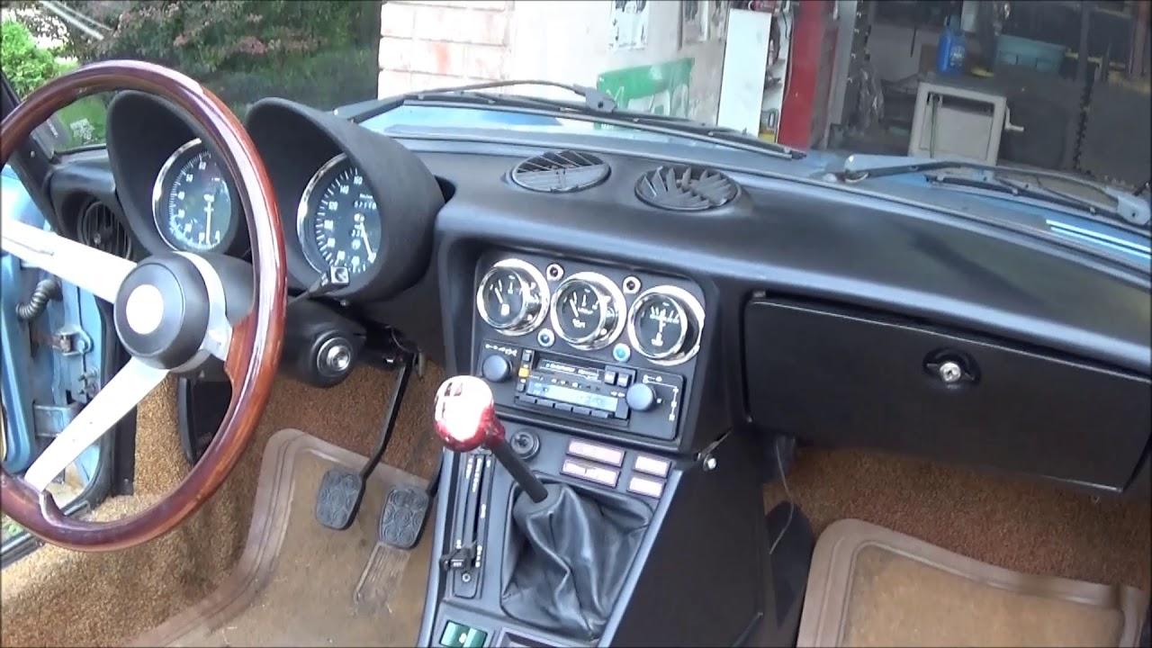 1981 Alfa Romeo Spider Veloce Walk Around First Inspection Youtube