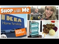 Shop With Me IKEA Organization Money Saving Tips Vlog mp3