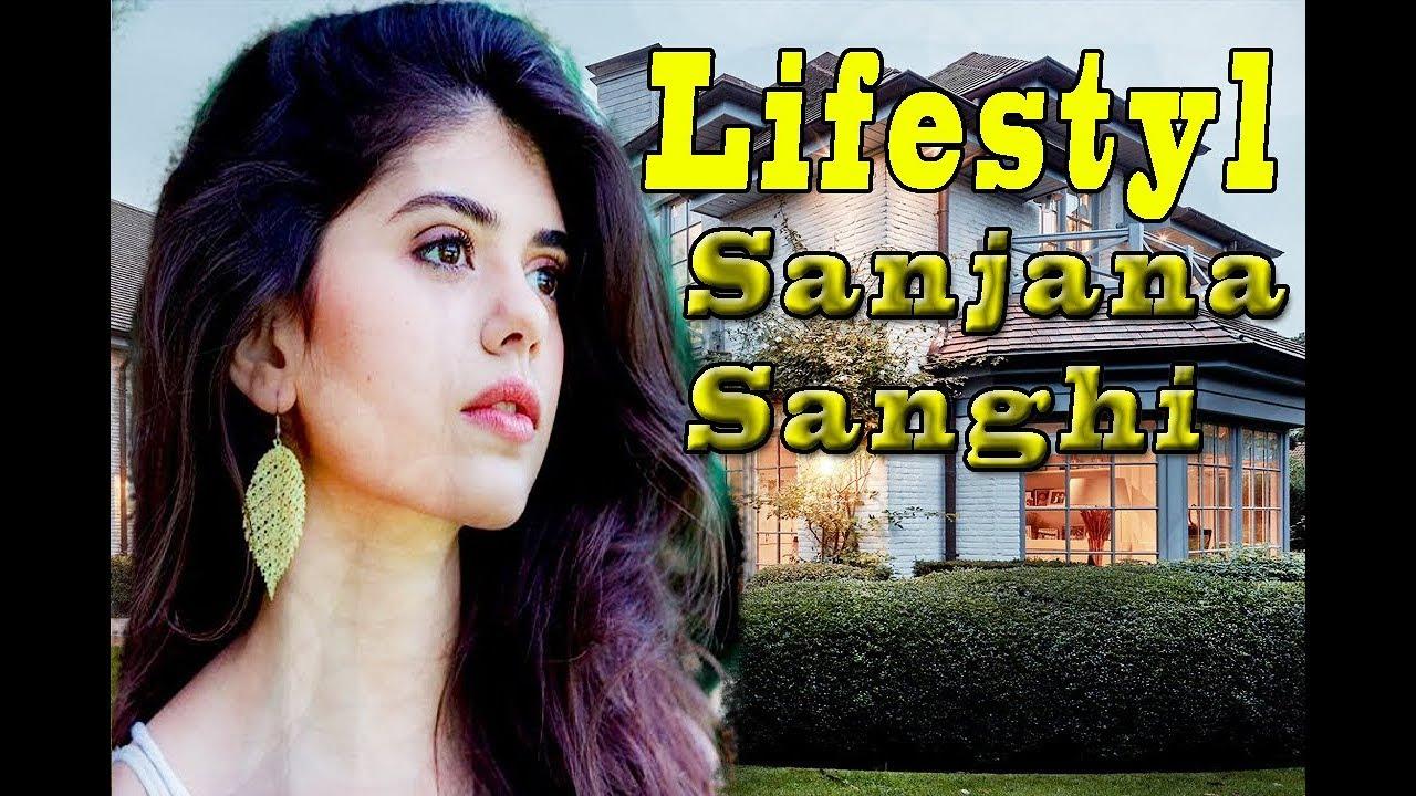 Sanjana Sanghi Age