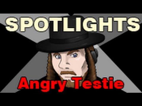 Angry Testie Spotlights