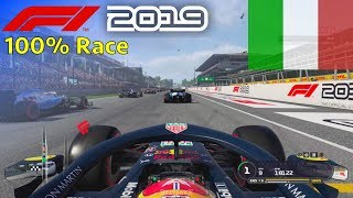 F1 2019 Let s Make Albon World Champion 14 100 Race Italy