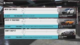 Forza Motorsport 7 - June #Forzathon Events #4 (June 29 - July 6)