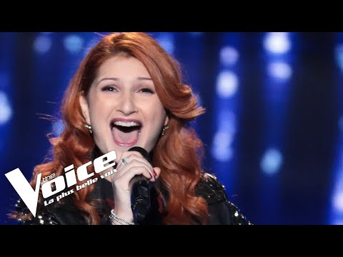 Eric Serra - The Diva Dance Opera | Gemma | The Voice France 2018 | Blind Audition