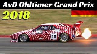 46th AvD-Oldtimer Grand Prix 2018 at Nürburgring - Day 1, Freitag - F1 cars, DTM, Touring cars, etc!
