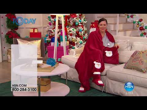 HSN | HSN Today: Deck the Halls 11.07.2017 - 07 AM