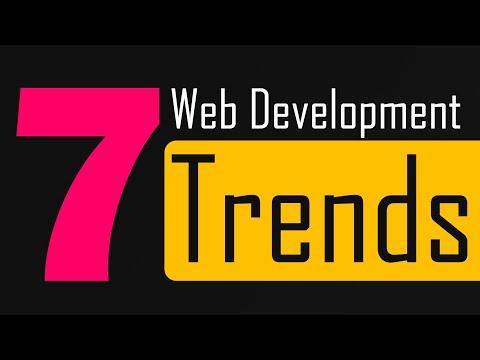 2020 Top Web Development Trends