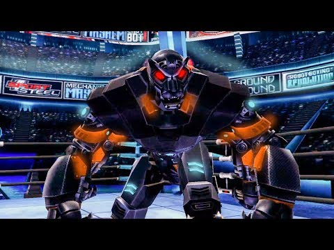 ASURA ROBOT UNLOCKED Real Steel WRB Android Gameplay HD