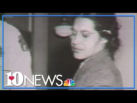 65 years ago, Rosa Parks refused to give up her bus seat. Her arrest ...