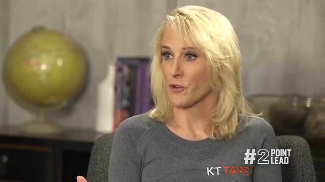 Tracy Austin on the Benefits of KT Tape