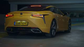Exit Music – The Amazing Exhaust Note of the Lexus LC 500 V8