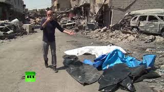 Город мёртвых: после освобождения Мосула под завалами остаются сотни тел