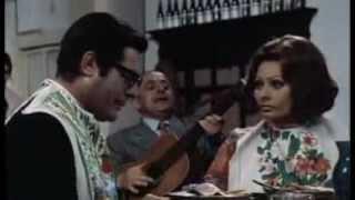 """""""La moglie del prete"""" (1971), scena della trattoria di Padova."""